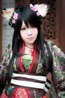 Guan YinPing by maocosplay
