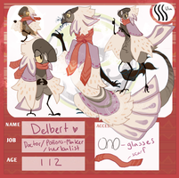 Delbert Usa Application (accepted) by Ningeko16