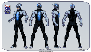 Turbo Charge by CapitalComicsStudios