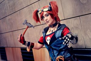 Gaige #2 (Borderlands 2) by NA0I
