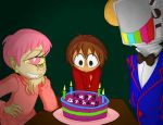 Happy Birthday Olafpriol! by Createss