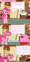 A talk with pinkie pie by batman0889