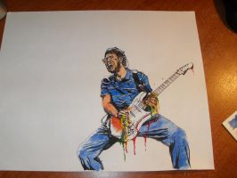 john frusciante by mbush268