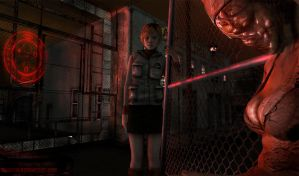 silent  hill 3 by Fanat08