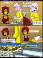 Falco's Untold Story Ch.1-15 by TomBoy-Comics