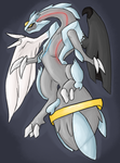 Primordial Kyurem mkII by Coloursfall