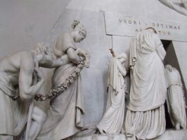 Canova - Mausoleum detail4 by XiuLanStock