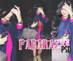 Paparazzi.PSD by Beauty-Kendall
