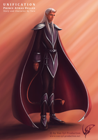 Commission: Prince Athas Delles by Van-Syl-Production