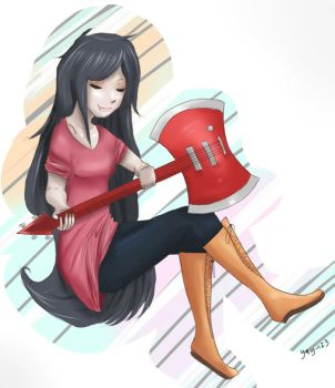 Marceline by Yay-123