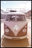 VW Van by aShifted-Reality