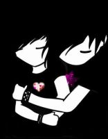 Emo Love by EvanescentAngel666