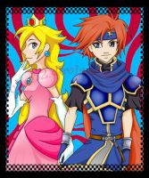 .Peach and Roy by PeachXRoyXclub