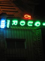 Liquor Sign by bradstock