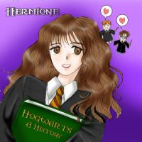 Hermione by Adella