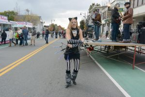 2015 Monster Mash, Kitty and the Dancing Lights 4 by Miss-Tbones