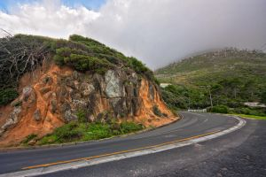 Road Bump v2 - HDR by somadjinn