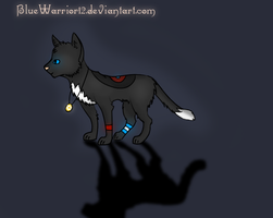 Shadow x Creature Contest Entry by BlueWarrior12