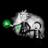 Pulp Ricktion by LavaLampCreative