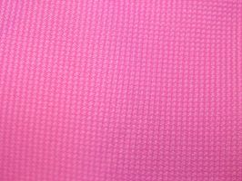 Pink Canvas Fabric Texture by FantasyStock