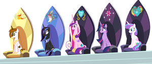 Eclipseverse Royals by Nepkatluvr