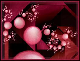 Lost in Pink by FractalEyes
