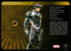 Gay Superheroes: Northstar by mongski