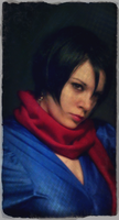 Cosplay Carla Radames RE6 by ladykobra
