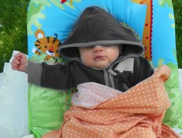 Sith Baby by obsessedsokkafangirl