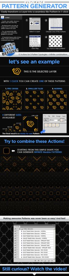 Free Action Pattern Generator by Giallo86