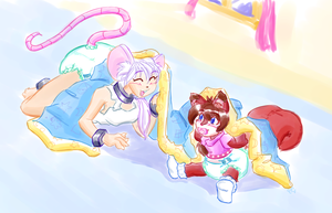 Blanket Buddies-ABDL by RFSwitched