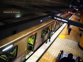Los Angeles Metro III by confucius-zero