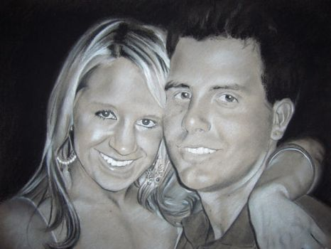 smilin' couple by biggety20