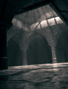 The Cistern by OrestesGraphics