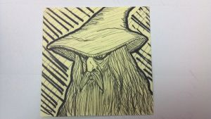 Gandalf by Chazzwin