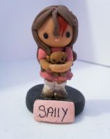 Sally figurine by ForeverBuzz397