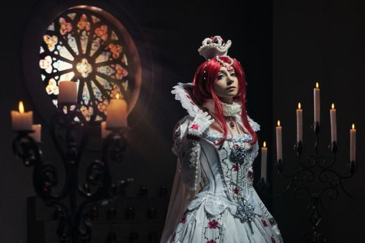 TRINITY BLOOD: Queen of Albion by MiraMarta