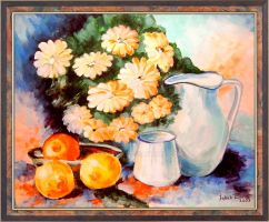 Just a still life by seralune