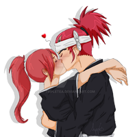 Renji x Shani 2 : Request by TripleTea