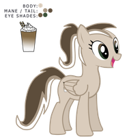 Latte Swirl - Reference Sheet by Blue-Shift-Recall