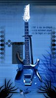 blue guitar I by nikhil