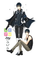 MAGE: Jay by hyuoon