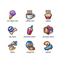 Store Icons by mycort