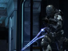 Halo Reach: run by purpledragon104