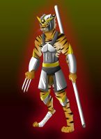 Tiger Warrior by steelsly