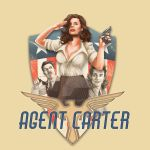 Marvel Agent Carter : Pin Up by effix35