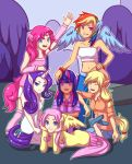 My Little Pony: Friendship is Magic by GreenMangos