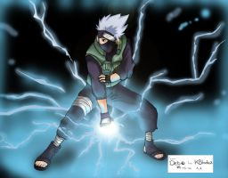 Lightning Kakashi by KBladez