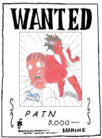 Wanted by PainchanArt
