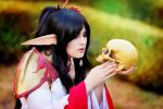 Ashura-ou Cosplay by FaytheCosplay